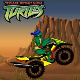Teenage Mutant Ninja Turtles Death Desert