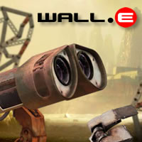 WALL-E Trash Tower