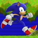 Sonic In Angel Island